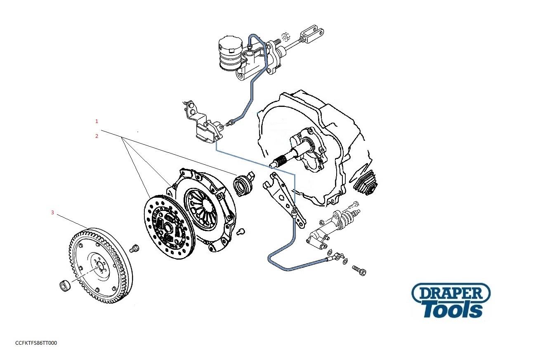 Clutch  U0026 Flywheel Kits For Isuzu Pickup 2 5l Diesel