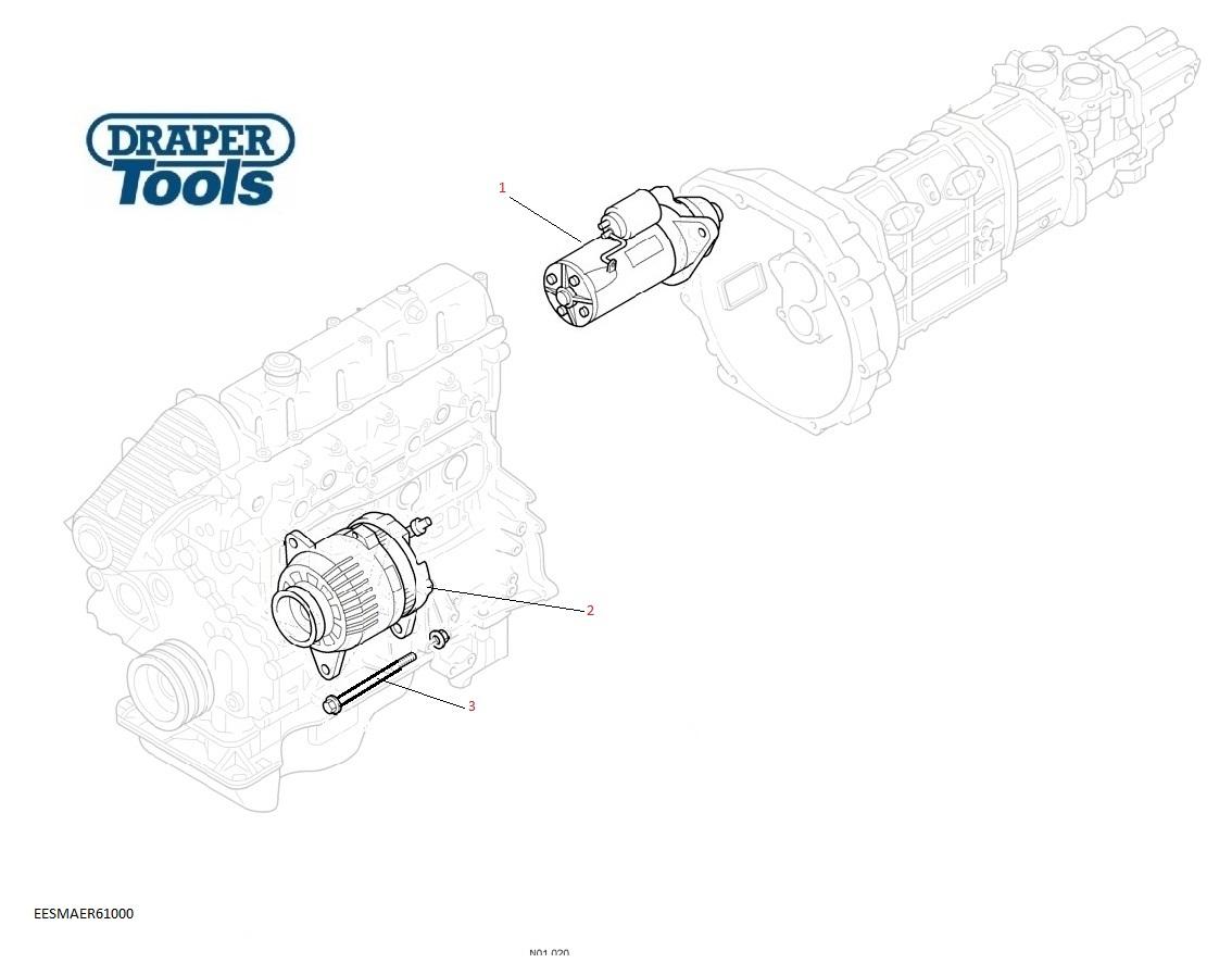 Starter Motors  U0026 Alternators For Ford Ranger 2 5l Diesel