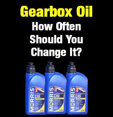 How Often Should I Change My Gearbox Filter And Oil? - Milner Off