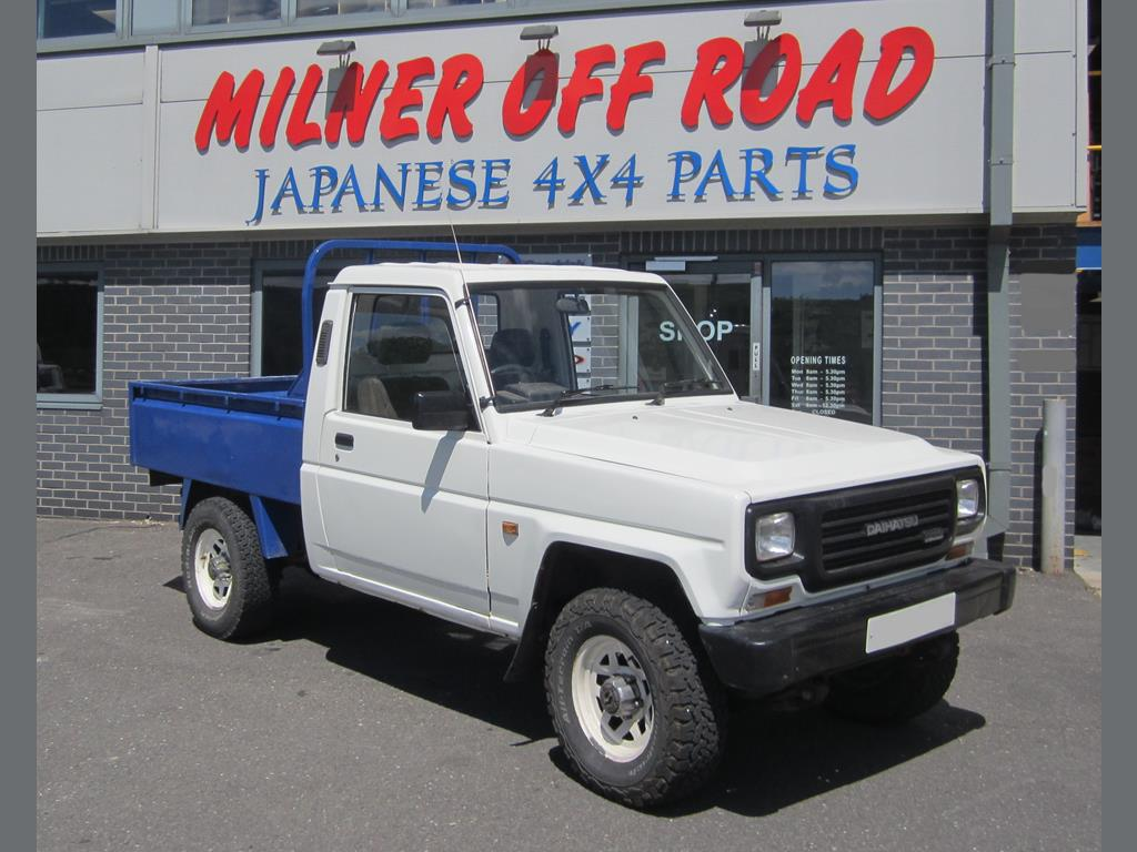 DAIHATSU FOURTRAK / ROCKY, PICKUP and SPORTRAK / FEROZA 4x4