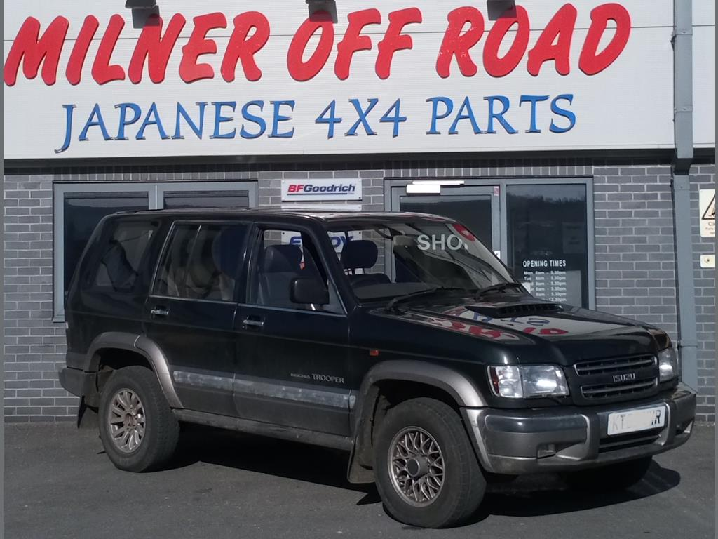 ISUZU TROOPER UBS SERIES 4x4 Parts | European Mitsubishi 4x4