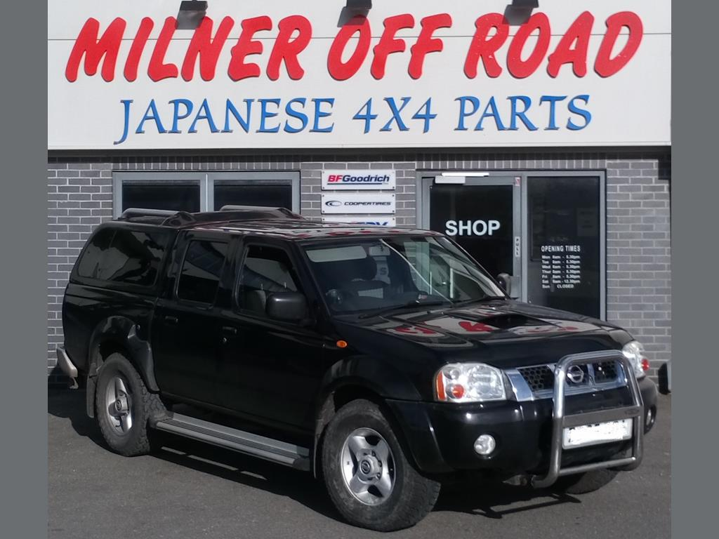 Nissan Navara Pickup Parts Spares Accessories Milner Off Road