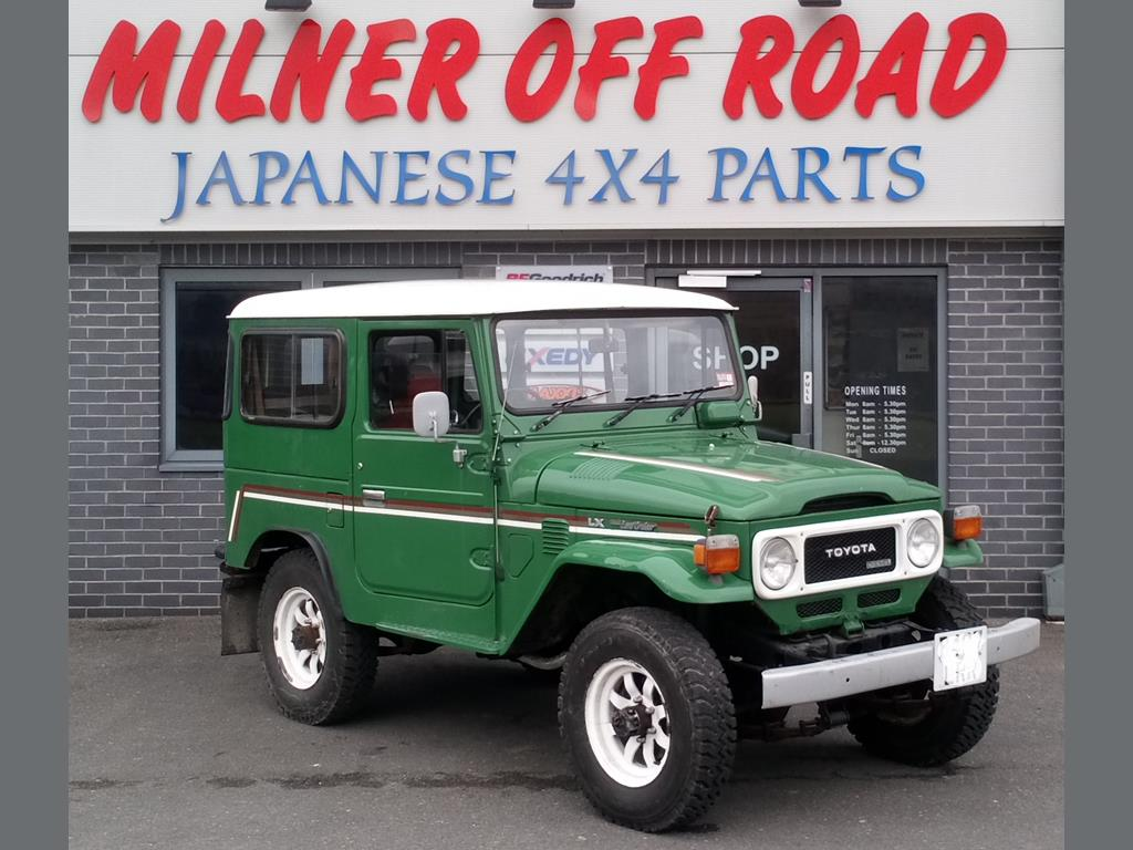 TOYOTA 4RUNNER, HILUX, LAND CRUISER, RAV4 and SURF 4x4 Parts