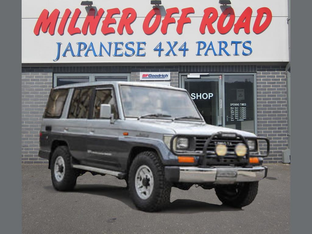 TOYOTA LAND CRUISER J40 SERIES, LAND CRUISER J60 SERIES