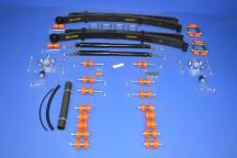 Double cab 55mm Body Lift Kit 2 inch for Mitsubishi L200 KB4T 4x4 2.5TD