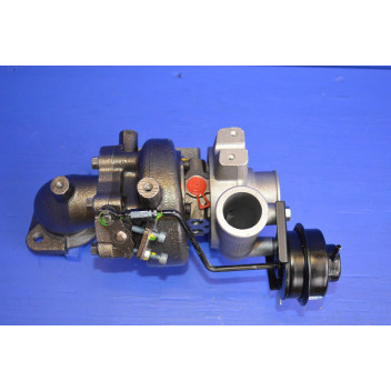 ENGINE TURBO COMPLETE (RECONDITIONED) EXCHANGE for