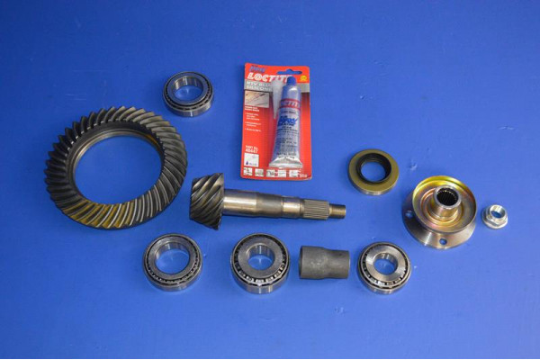 DIFFERENTIAL REBUILD KIT (FINAL GEAR) 43:10 RATIO for
