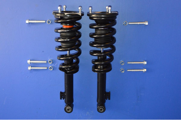 Mitsubishi Outlander 2003-2006 Front Coil Spring Pair Fits
