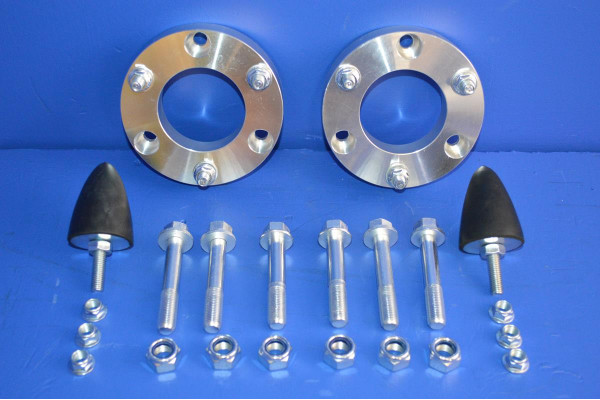 SHOCK ABSORBER / STRUT LIFTING SPACERS FRONT PAIR