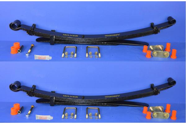 Rear Leaf Spring Shackle//Hanger For Nissan Navara Pickup D40 2.5TD 5//2005/>ON