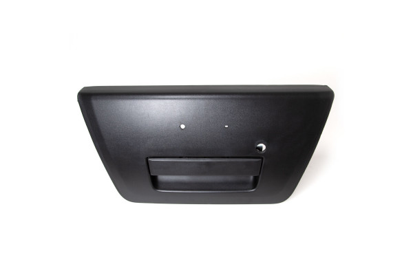 TAILGATE HANDLE (BLACK) LOCK TYPE for NISSAN
