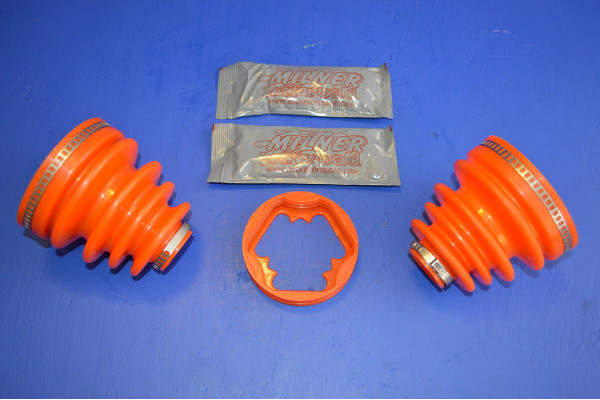 ford ranger 2.5TD 4x4 1996-2006 ** front outer cv boot kit ** Fits