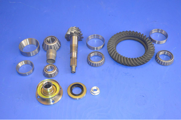 FRONT DIFFERENTIAL REBUILD KIT (FINAL GEAR) 41:10